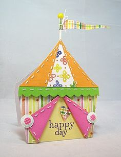 little circus tent free pattern