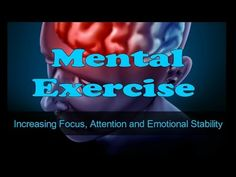 Mentally Workout | Cognition |Focus| SMR | Emotional Stability | Isochro...
