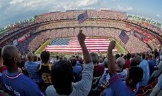 Giants, Redskins fans unite as one