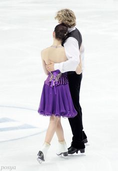 Davis and White, Ice Dance Costume inspiration for Sk8 Gr8 Designs.