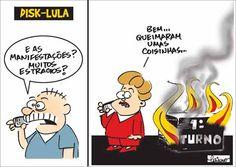 Pesquisas podem retirar Dilma do páreo e garantir candidatura de Lula em 2014