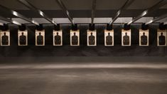 This Los Angeles shooting range will make any bachelorette party a blast and fill your friends with an adrendanline rush like no other! Handgun For Women, Indoor Shooting Range, Reloading Bench, Cloud Wallpaper, Archery Hunting, Track Lighting, Guns, Ceiling Lights, Archery Targets
