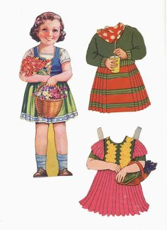 blandat - Ulla Dahlstedt - Picasa Webalbum* 1500 free paper dolls at artist Arielle Gabriel's The International Paper Doll Society also free China and Japan paper dolls at The China Adventures of Arielle Gabriel for my Pinterest pals *