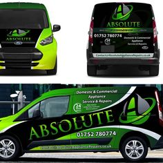 Ontwerpen | Bold van wrap to knock the competition out of the water | Car, Truck or Van Wrap ontwerpwedstrijd
