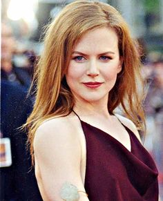 Nicole Kidman at the Eyes Wide Shut premiere, 1999