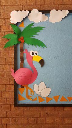 - softboard decoration ideas - Lilly is Love School Board Decoration, Class Decoration, School Decorations, Diy Crafts For Kids, Art For Kids, Decoration Creche, Preschool Art Activities, Writing Activities, Pop Up Card