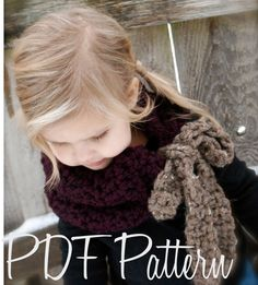 Crochet PATTERN-The Vienna Cowl