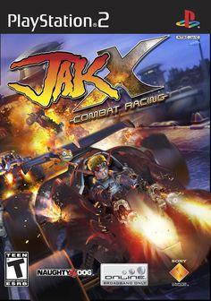 Amazon.com: Jak X Combat Racing - PlayStation 2: Artist Not Provided: Video Games
