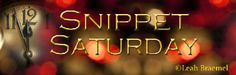 Snippet Saturday - First Night, First Kiss ~ The Official Website of Leah Braemel