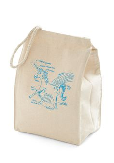 Everybody loves Unicorns <3   Lead the Pack Lunch Bag in Unicorn