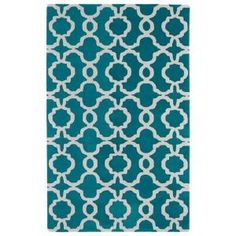 Kaleen, Revolution Teal 5 ft. x 7 ft. 9 in. Area Rug, REV03-91 5 X 7.9 at The Home Depot - Mobile