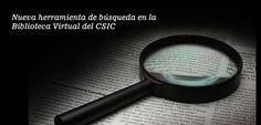 CAMBIOS EN LA BIBLIOTECA VIRTUAL DEL CSIC - csic.es