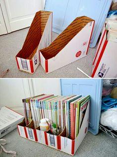 Revisteiro; organizador documentos...