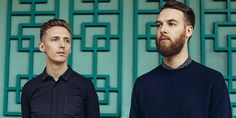 Talks With 20: How The UK Male Duo, HONNE, Got Their Start In Music
