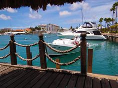Oranjestad; Aruba  Shuttle to private island @Larry McGee Aruba