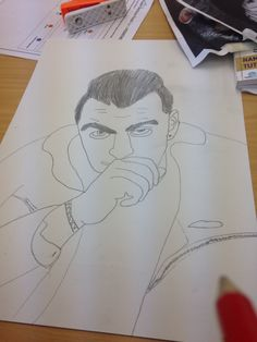 Not finished but it's sam smith x