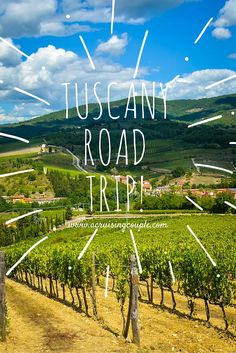 30 Photos That Will Make You Want To Take A Road Trip Through Tuscany