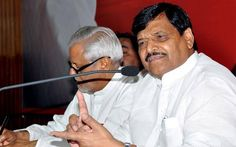 Mulayam should become UP chief minister, Shivpal urges