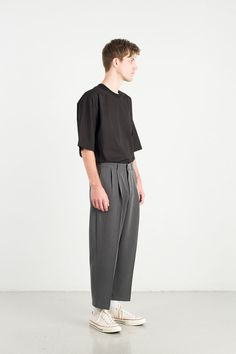 Menswear | Taylor Pant, Grey