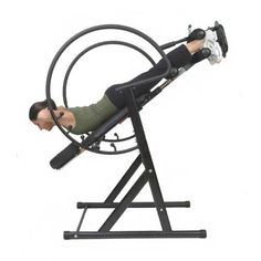 The Promax Inversion Table Is Exercise, Massage