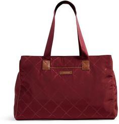 Preppy Poly Triple Travel Bag