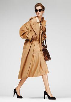 Max Mara 101801 Icon Coat. Love most things Max Mara; this classic coat above all.