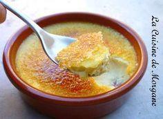 Crème brulée de Paul Bocuse - La Cuisine de Morgane