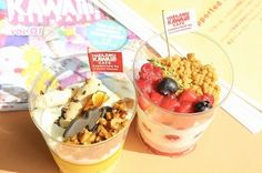 【レコールバンタン】かわいくって美味しい♡ HARAJUKU KAWAii!! CAFEをオープン!