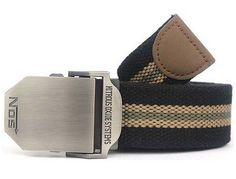 Hot NOS Men Canvas Outdoor Belt Military Equipment Cinturon Western Strap Men's Belts Luxury For Men Tactical Brand Cintos
