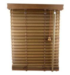 Żaluzje drewniane Teak, Blinds, Curtains, Home Decor, Living Room, Decoration Home, Room Decor, Shades Blinds, Blind