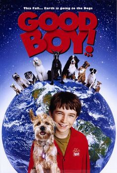 Good Boy! 11x17 Movie Poster (2003)