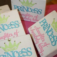 princess -daughter of a heavenly king