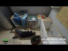 Full Kitchen Installation - Time Lapse