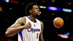 DeAndre Jordan: Born to be a big man DeAndre Jordan  #DeAndreJordan