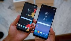 Galaxy Note 8 has the best smartphone display according to DisplayMate Best Android Phone, Best Mobile Phone, Best Smartphone, Best Phone, Android Phones, Mobile Phones, Galaxy S8, Galaxy Note, Samsung Galaxy