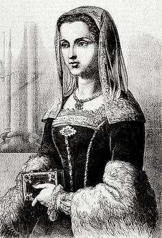 Princess Katarzyna Jagiellonka - Catherine Jagellon (Polish: Katarzyna Jagiellonka; Lithuanian: Kotryna Jogailaitė; Finnish: Katariina Jagellonica; Swedish: Katarina Jagellonica av Polen; 1 November 1526 – 16 September 1583) was Duchess of Finland (1562–83), Queen consort of Sweden (1569–83), Grand Princess of Finland (1581–83) and heir to her mother's claim to the title of King of Jerusalem.