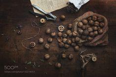 Грецкий орех собранный своими руками by hopoved