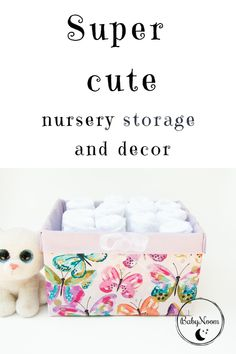 If you are looking for an expecting mom gift which will also be perfect as a nursery storage basket- This Shabby chic basket could be it!💖This cute bin could be used for so many things so your home will be organized and chic! Nursery Storage Baskets, Nursery Organization, Girl Nursery, Nursery Decor, Gifts For Mom, Baby Gifts, Baby Bathroom, Expecting Mom Gifts, Diaper Caddy