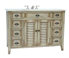 "46"" Cottage look Abbeville Bathroom Sink vanity Model CF28325 by Chans Furniture, http://www.amazon.com/dp/B000JNS550/ref=cm_sw_r_pi_dp_ali5qb0TYRJ0J"