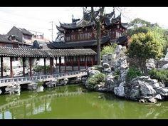 Yu Garden. Shanghai, China (2012).