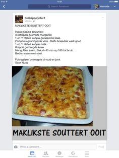 Quiche Recipes, Tart Recipes, Cooking Recipes, Oven Recipes, Savoury Baking, Savoury Dishes, Savoury Tarts, Ma Baker, Kos