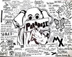 Collage of Coldplay. on We Heart It Coldplay Tattoo, Coldplay Lyrics, Coldplay Wallpaper, Oasis Music, Phil Harvey, Beatles Poster, Paradise Tattoo, Dream Tattoos, Tattoo Ideas