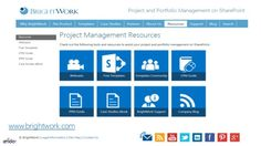 Free Project Planner Template 4 Tips For Project Management Reporting On Sharepoint  Sharepoint .