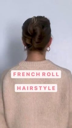 Clip Hairstyles, Romantic Hairstyles, Easy Hairstyles For Long Hair, Hairdos, Hair Upstyles, Aesthetic Hair, Hair Videos, Hair Looks, Hair Inspiration