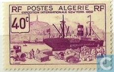 Algeria - World Exhibition 1939