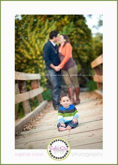 san diego family photographer baby in basket field nature park beach urban woods photo