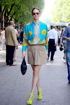 J.J. Martin - Milan Fashion week 2012