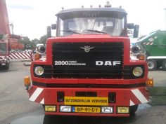 daf 2800 NAT p van elst geldrop - Truckstar