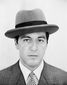 """The GodFather"" • Al Pacino as Michael Corleone"