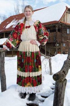 Banovina/Banija costume Croatia